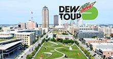 Dew Tour Des Moines 2021
