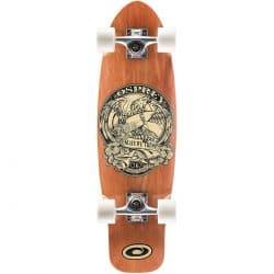 Skateboard Cruiser Osprey in Skate We Trust