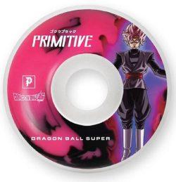 Roues de skate Primitive Rodriguez SSR Goku 53mm /99a