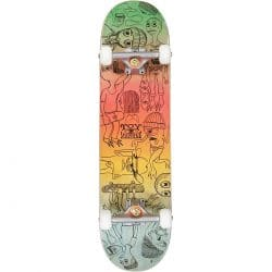 Skateboard complet Toy Machine Characters 8.0″