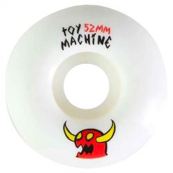 Roues de skateboard Toy Machine Sketchy Monster 52 mm100a