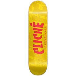 Planche de skate Cliché Banco RHM deck 8.0″