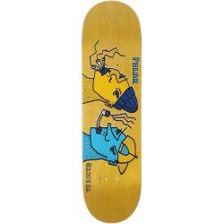 Planche de skateboard Polar Skate Co Team Smoking Heads deck 8.3″