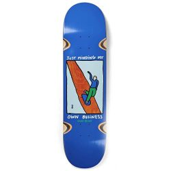 Planche de skateboard Polar Dane Brady Just Minding My Own Business 8.25″
