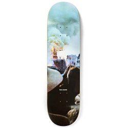 Planche de skateboard Polar Paul Grund Notre Dame deck 8.0″