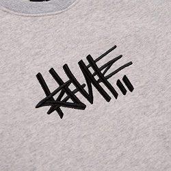 Sweat-shirt Pull HUF Worldwide Haze Handstyle