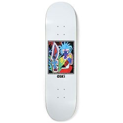Planche de skateboard Polar Skate Co Oskar Rozenberg Tribal Chief deck 8.25″