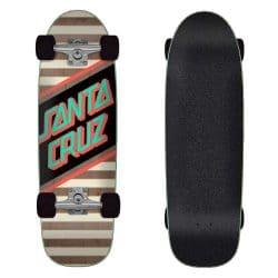 "Cruiser complet Santa Cruz Street Skate Cruzer 29"""