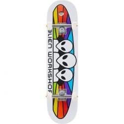 "Skateboard complet Alien Workshop Spectrum Factory 7.8"""