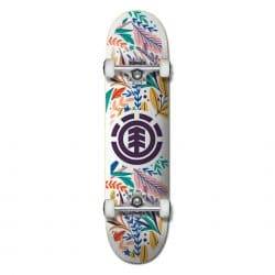 Skateboard complet Element Floral Party 7.75″