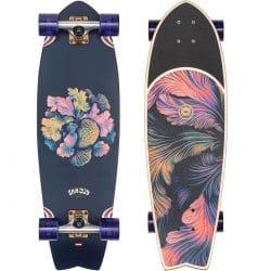"Skateboard Cruiser / Surfskate Globe Sun City Coral Unity 30"""