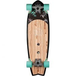 """Cruiser complet Globe Sun City Olivewood/Neon Jungle 30"""""""