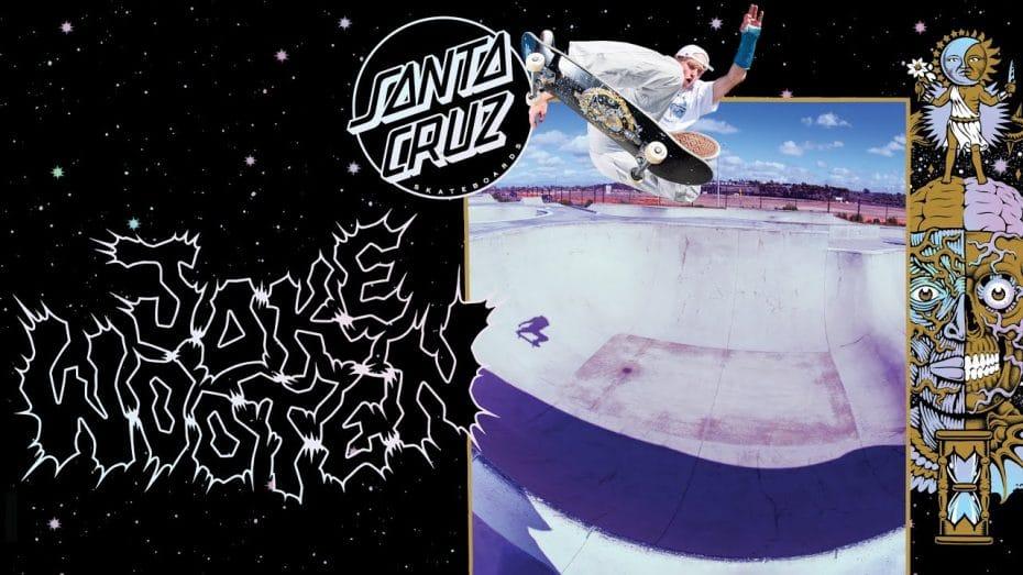 Jake Wooten new video Santa Cruz part cover