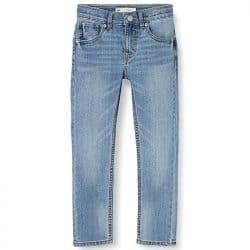 Pantalon Jeans Levi's Kids Lvb 510 Skinny Fit Burbank