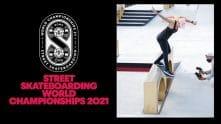 World skateboard championship Rome 2021