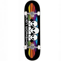 Skateboard complet Alien Workshop Spectrum Black 8.25″