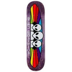 Planche de skateboard Alien Workshop Spectrum deck 8.25