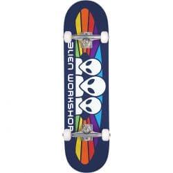 Skateboard complet Alien Workshop Spectrum Navy 8.0″