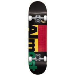 Skateboard complet Almost Ivy League Premium Black 7.375″