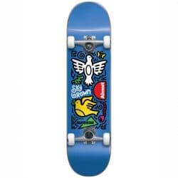 Skateboard complet Almost Sky Doodle Skateistan 7.5″