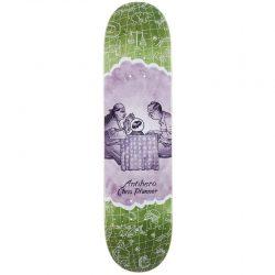 Plateau de Skateboard Antihero Pfanner It's A Sign deck 8.06″