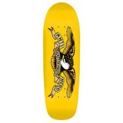 Planche de Skateboard Team Shaped Eagle Beach Bum Yellow deck 9.55″