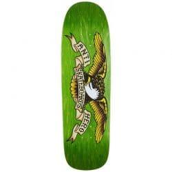 Plateau de Skateboard Team Shaped Eagle Green Giant deck 9.56″