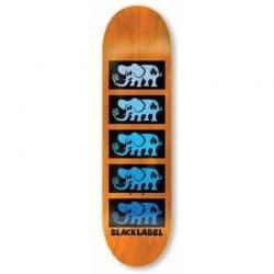 Planche de Skate Black Label Elephant Stacked deck 8.0″