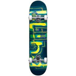 Skateboard Complet Blind Logo Glitch Green Yellow 7.875″
