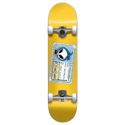 Skateboard Complet Blind Old Boney Bastard Yellow 8.125
