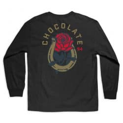 T-shirt Manches Longues Chocolate Luchador