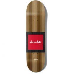 Planche de skateboard Chocolate Pop Secret Cruz deck 8.18″