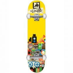 Skateboard complet Cliché Document Yellow 8.0″