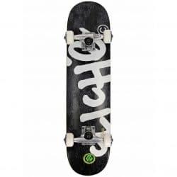 Skateboard complet Cliché Handwritten Black 7.0″