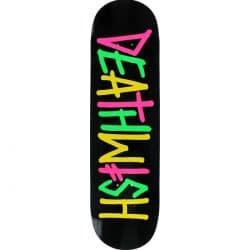 Planche de skate Deathwish Deathspray Multi OG deck 8.0″