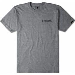 T-shirt Emerica Pure Triangle Youth Grey Heather