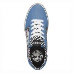 Chaussures de skate Etnies Calli Vulc Wos Denim