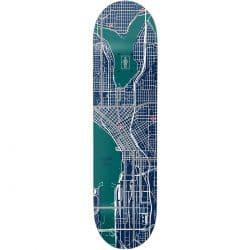 Planche de skateboard Girl Gass Pin Point One Off deck 8.25″