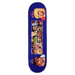 Planche de skate Huf Players Select Black deck 8.5″