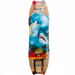 """Planche de longboard Landyachtz Hollowtech Wolfshark Re-issue 35.5"""""""