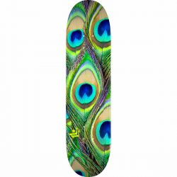 Planche de Skateboard Mini Logo Peacock Feather 18 8.0″