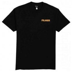 T-shirt Oj Wheels Keyframe Filmer Black