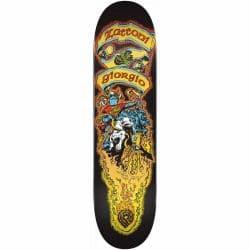 Planche de skateboard Powell Peralta Giorgio Zattoni Crusader deck 8.0″