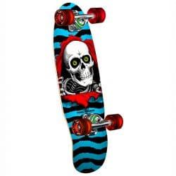 Skateboard Cruiser Complet Powell Peralta Ripper Blue 7.5
