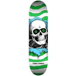 Planche de skateboard Powell Peralta Ripper One Off Green deck 7.5″