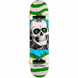 Skateboard Complet Powell Peralta Ripper One Off Green 7.5