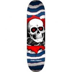 Planche de skateboard Powell Peralta Ripper One Off Navy deck 7.75″