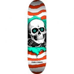 Planche de skateboard Powell Peralta Ripper One Off Orange deck 7.0″