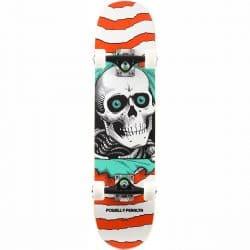 Skateboard Complet Powell Peralta Ripper One Off Orange 7.0 mini