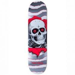 Planche de skateboard Powell Peralta Ripper One Off Silver deck 8.0″